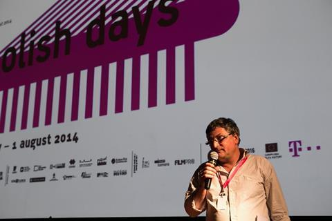 Polish Days - producer Feliks Pastusiak pitching  Volhynia by Wojtek Smarzowski fot.K.Szwarc